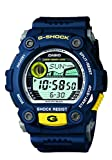 Best Fishing Watches - Casio Men's G-7900-2DR G-Shock Blue Resin Digital Dial Review