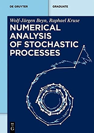 Numerical Analysis of Stochastic Processes