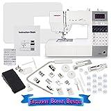 Necchi EX60 Computerized Sewing Machine with Exlcusive Bonus...