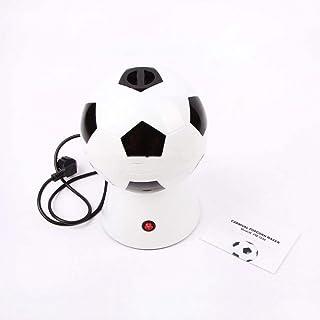 Machine à pop-corn Football Accueil mini-machine à pop-corn machine automatique de pop-corn à air chaud -1200W-19 * 19 * 29CM