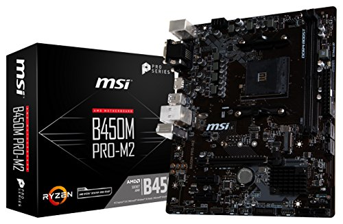 MSI B450M Pro-M2 V2 - Placa Base AMD