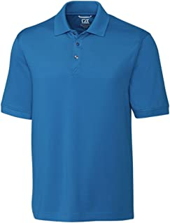 Men's 35+UPF, Short Sleeve Cotton+ Advantage Polo Shirt