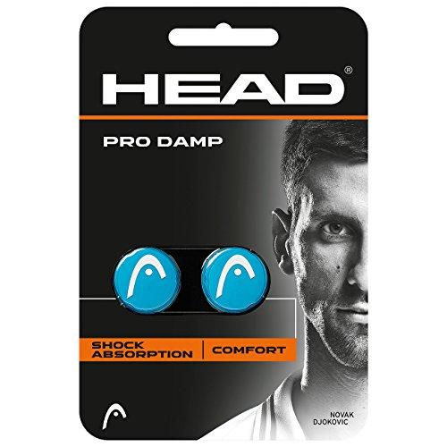 HEAD Unisex-Erwachsene Pro Damp Tennis Dämpfer, blue, Einheitsgröße
