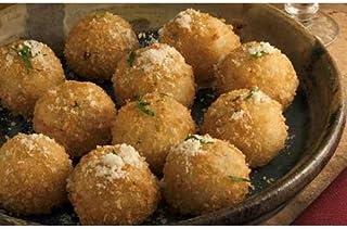 Simply Cuisine Smoked Gouda Arancini -- 100 per case.