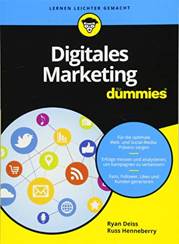 Digitales Marketing für Dummies