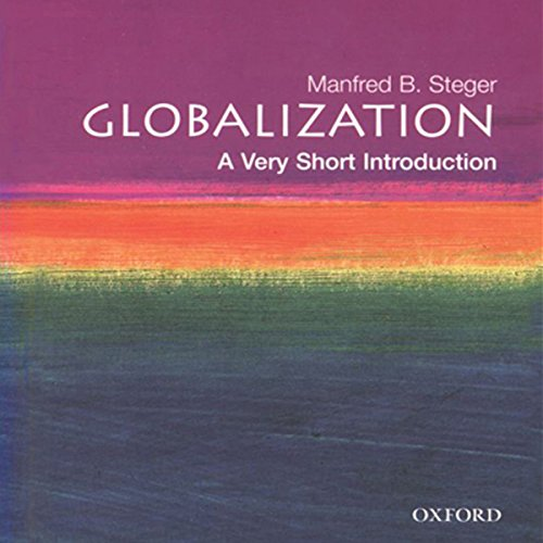 Globalization audiobook cover art