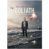 YGWDLON Goliath Hot Billy Bob Thornton TV-Serie Kunst