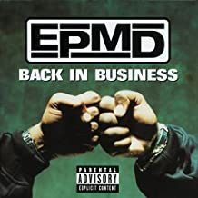 Back in Business Explicit Lyrics Edition by Epmd (1997) Audio CD