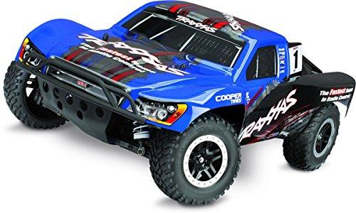 Traxxas 68086 4 Slash 4 x 4 Ma stab 1 10 4 WD Short Course Truck mit TQi 2,4 GHz Radio*