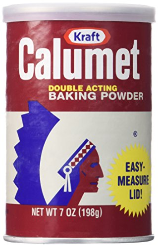 Calumet Baking Powder, 7 oz can, (3 pack)