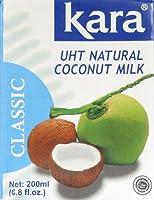 Kara ココナッツミルク クラッシック 200ml x25個(1ケース)