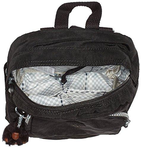 Kipling Mini Backpack, Mochila para Mujer, Negro (Black), 19x21.5x17 cm (W x H x L)