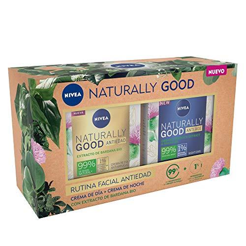NIVEA Pack Naturally Good Rutina Facial