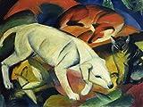 Artland Alte Meister Premium Wandbild Franz Marc Bilder