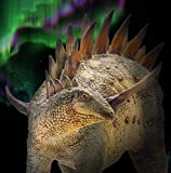 FloZ PNSO Tuojiangosaurus Qichuan Dinosaur Model Toy