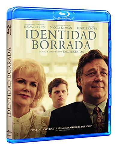 Identidad Borrada (BD) [Blu-ray]
