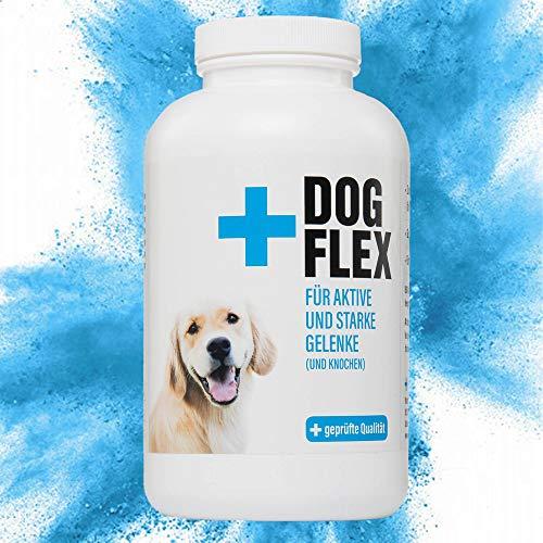 Nahrungsergänzungsmittel Gelenke für Hunde, Grünlippmuschelpulver Hund, Schutz bei Arthrose, Glucosamin, Chondroitin, MSM, Teufelskralle hochdosiert - 150 Tabletten bei Gelenk-problemen