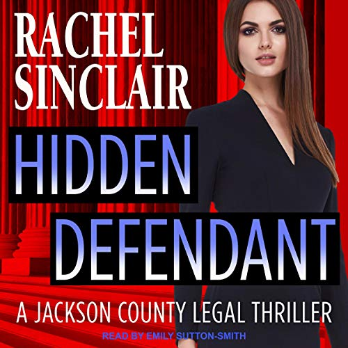 Hidden Defendant audiobook cover art
