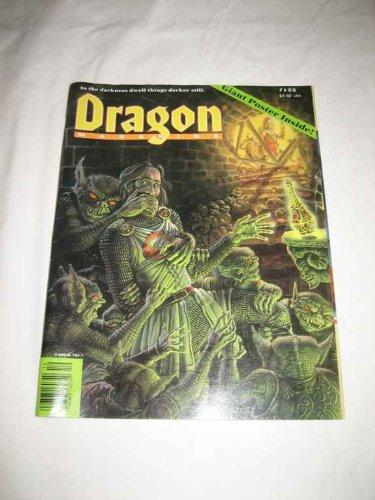 Dragon Magazine #152 (Volume XIV Number 7) December 1989