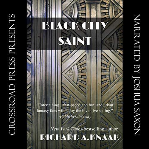 Couverture de Black City Saint