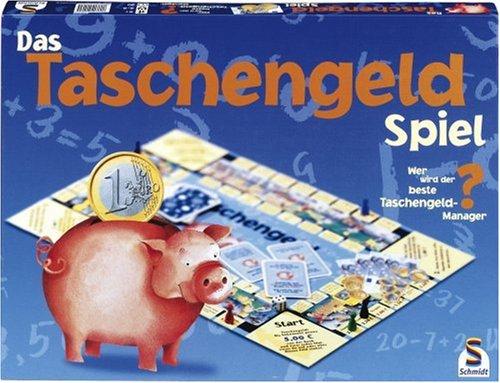 Schmidt Spiele 40405 Das Taschengeld-Spiel
