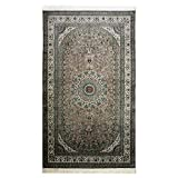Persischer Traditioneller Teppich,Teppiche Für Wohnzimmer, Luxuriöse Schlafzimmer Teppiche Klassische Persischen Stil Teppich Handgemachte Seidenteppich Wohnzimmer rutschfeste Matte