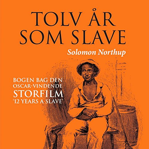 Tolv år som slave  By  cover art