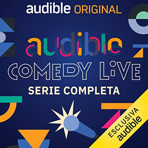 Audible Comedy LIVE. Serie completa Titelbild