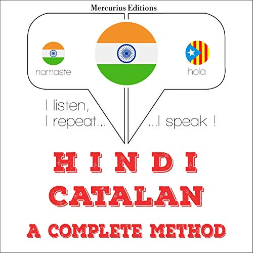 Hindi - Catalan. a complete method cover art