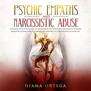 Psychic Empaths and Narcissistic Abuse cover art
