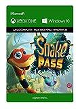 Snake Pass Standard | Xbox One/Windows 10 PC - Código de descarga