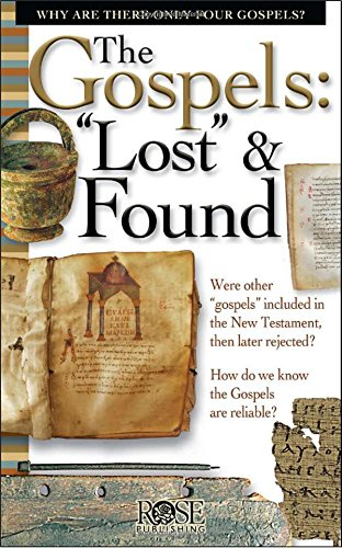Gospels-Lost and Found