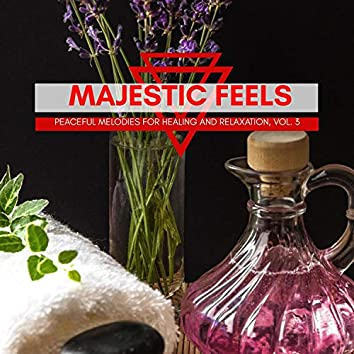 Majestic Feels - Peaceful Melodies For Healing And Relaxation, Vol. 3
