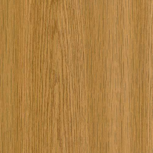 Venilia Klebefolie Eiche natur Holzoptikfolie, Dekofolie, Möbelfolie, Tapete, selbstklebende Folie, PVC, ohne Phthalate, 45cm x 1,5m, Stärke 0,095mm, 53231
