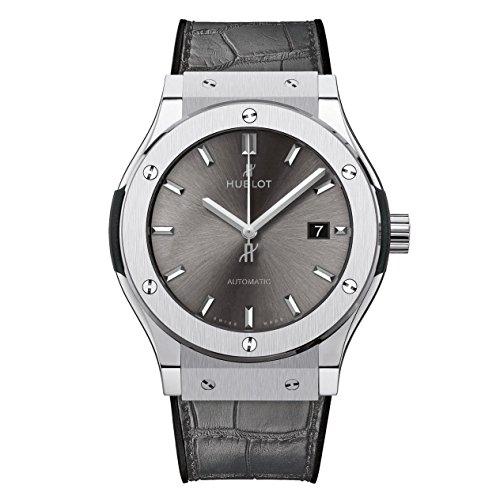 Hublot Classic Fusion reloj de hombre automático con esfera gris 542.NX.7071.LR