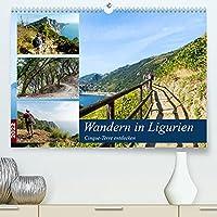 Wandern in Ligurien (Premium, hochwertiger DIN A2 Wandkalender 2022, Kunstdruck in Hochglanz): Wanderungen durch steile Weinberge zu den 5 Doerfern der Cinque Terre (Monatskalender, 14 Seiten )