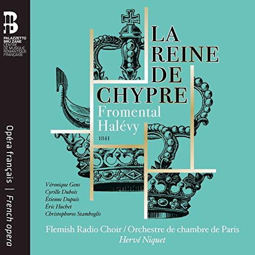 Halevy: La Reine de Chypre (2 CD + Buch)