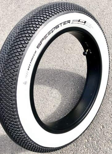 Classic Cycle Speedster Weißwand Reifen 20 x 4 Zoll