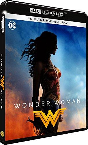 Wonder Woman - 4K Ultra HD - DC COMICS [4K Ultra HD + Blu-ray]