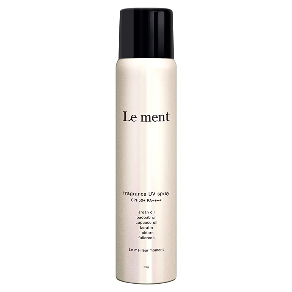 チャンピオン話をするショットLe ment - fragrans UV spray -