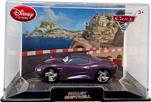 Disney   Pixar CARS 2 Movie Exclusive 148 Die Cast Car In Plastic Case Holley Shiftwell by Disney