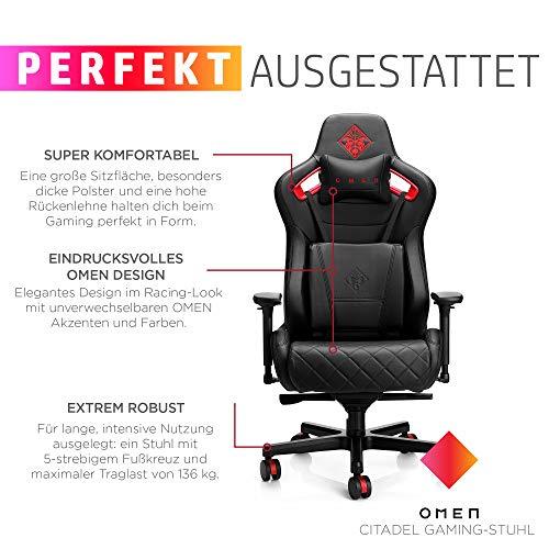 OMEN Citadel Gaming Stuhl Bürostuhl kaufen  Bild 1*