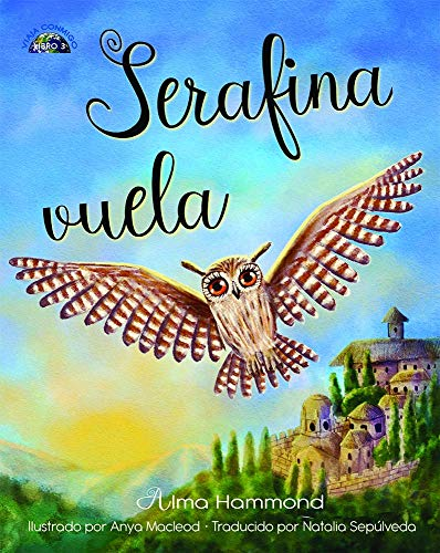 Serafina vuela (Travel With Me Book 3) (English Edition)