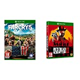 UBISOFT Far Cry 5 + Red Dead Redemption 2 (Xbox One)