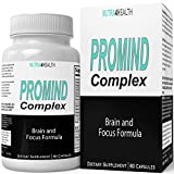 Pro Mind Complex Mind Tech Nootropic Original by Nutra4health Technologies Mindtech Brain Booster Supplement 60 Capsules