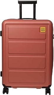 سامسونايت حقيبة سفر بعجلات للجنسين ، بني، HG131003