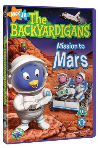 Backyardigans - Mission to Mars [Import anglais]