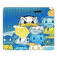 ドナルドダック DANESI マウスパッド ゲーミング デスクマットデスククッショ 防水 耐久性 清潔しやすい 滑り止めゴム底 オフィス/ゲーム用 おしゃれ 可愛い アニメ キャラクター 25*30cm