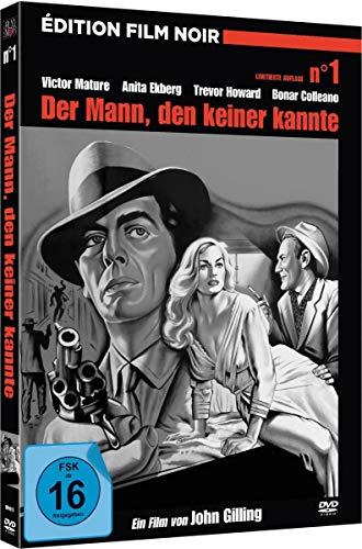 Der Mann, den keiner kannte - Film Noir Edition Nr. 1 (Limited Mediabook inkl. Booklet)