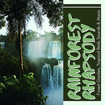 Rainforest Rhapsody: Serenade of a Forest Garden, Tropical Birds Sounds & Music